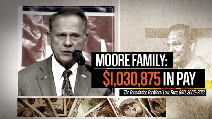 Strange, Moore campaign for runoff election on Labor Day weekend