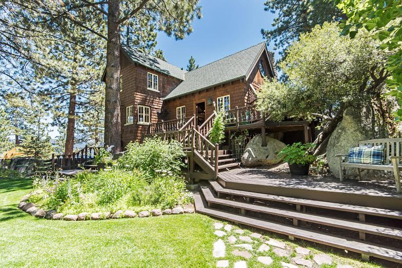 With breathtaking views of Lake Tahoe from every room, it's hard to say no to this Incline Village NV luxury home for sale.