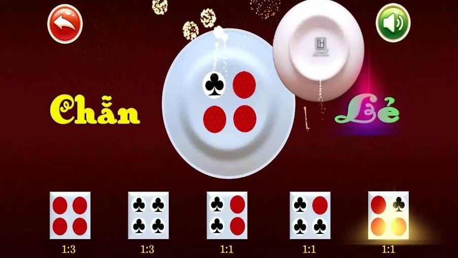 Nên tham gia và chơi game xóc đĩa trực tuyến tại các nhà cái uy tín