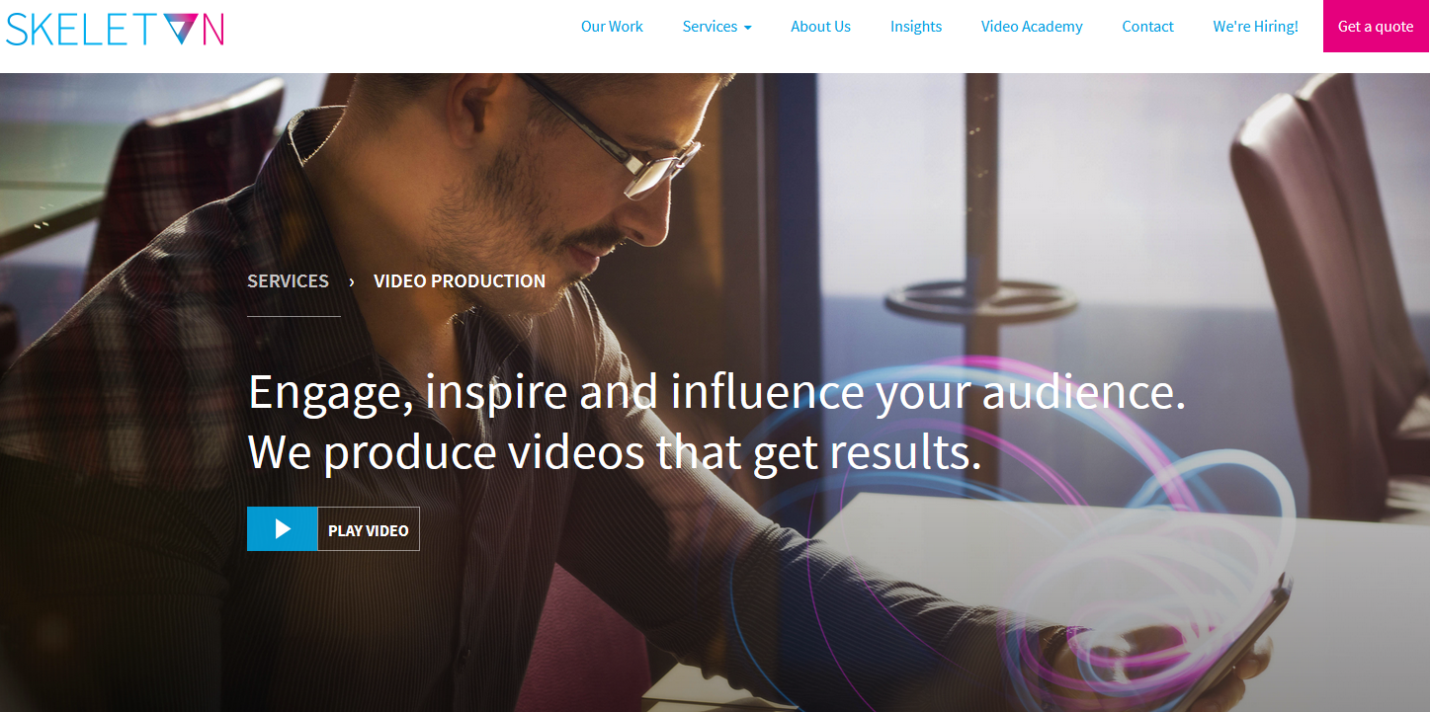 Top Corporate Video Production Agency