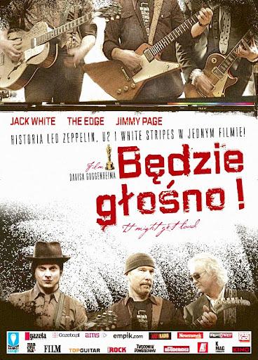 Polski plakat filmu 'Będzie Głośno'