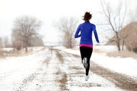 benefits of running in the cold