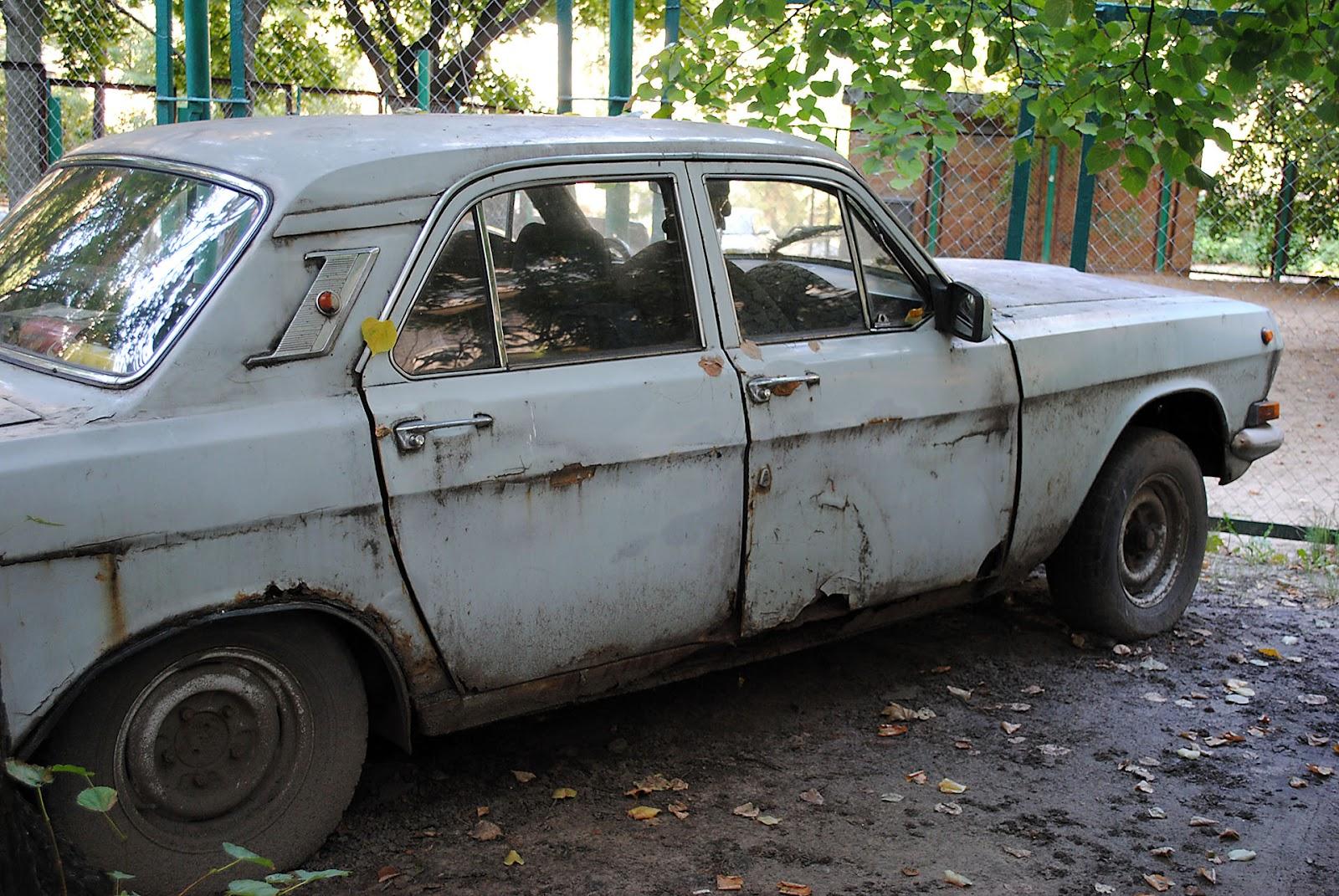 Киев, улица Саперное поле