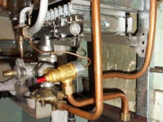 Износившаяся мембрана создает проблемы при включении газовой колонки