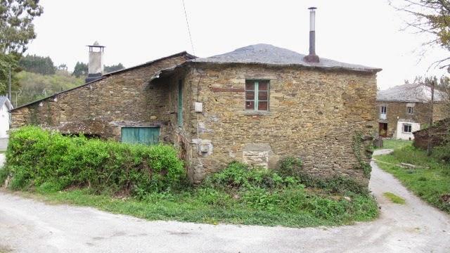 Lugo venta casas de piedra meira 150m2 - Casas de piedra galicia ...