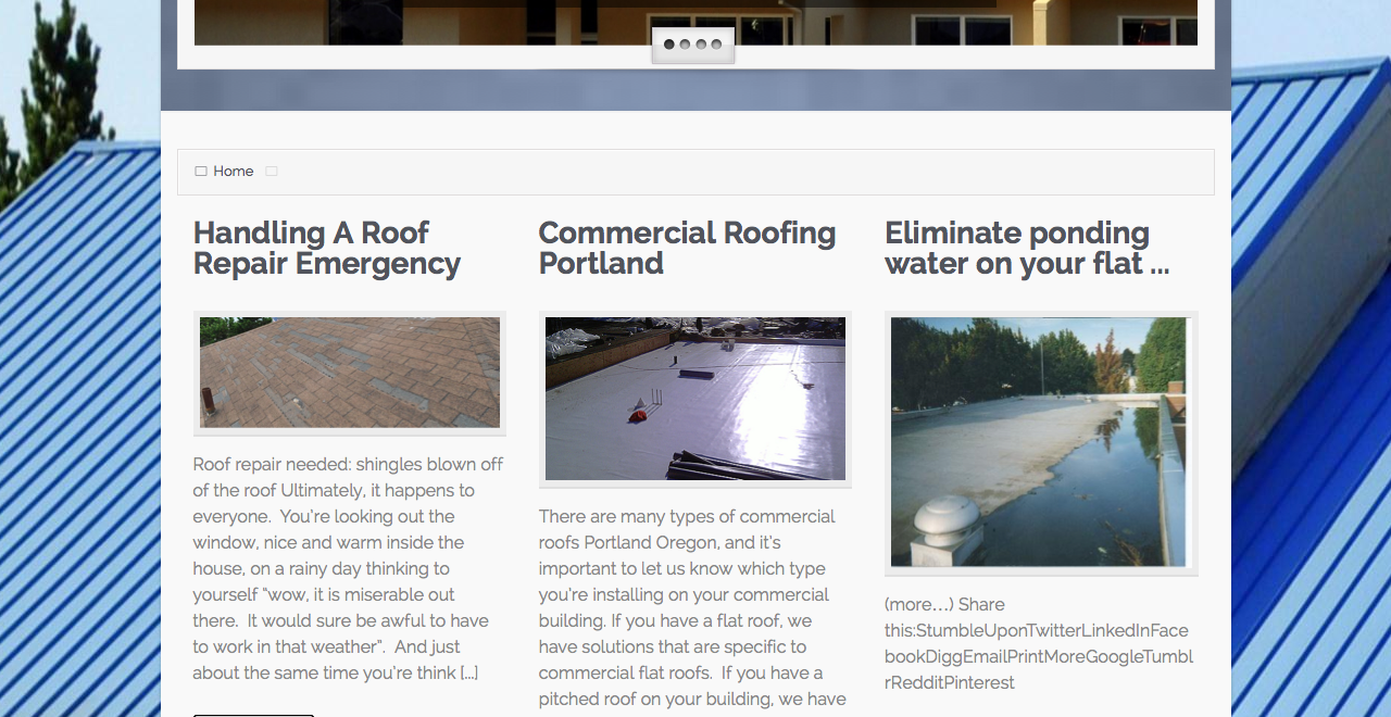 dial one roofing blog
