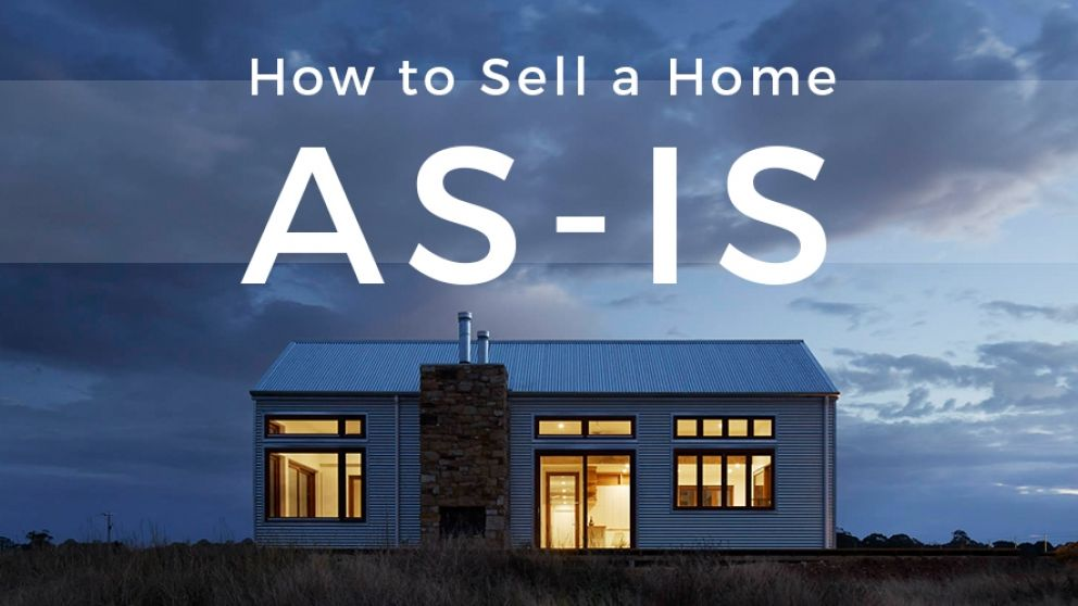 What Do You Need to Know Before Selling Your House Fast in As-is Condition