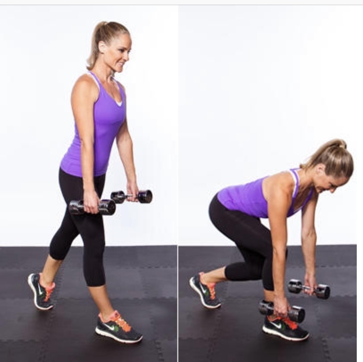Move # 4: DB Alternating Step-ups