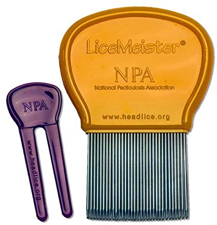 Lice and Nit Removal Comb