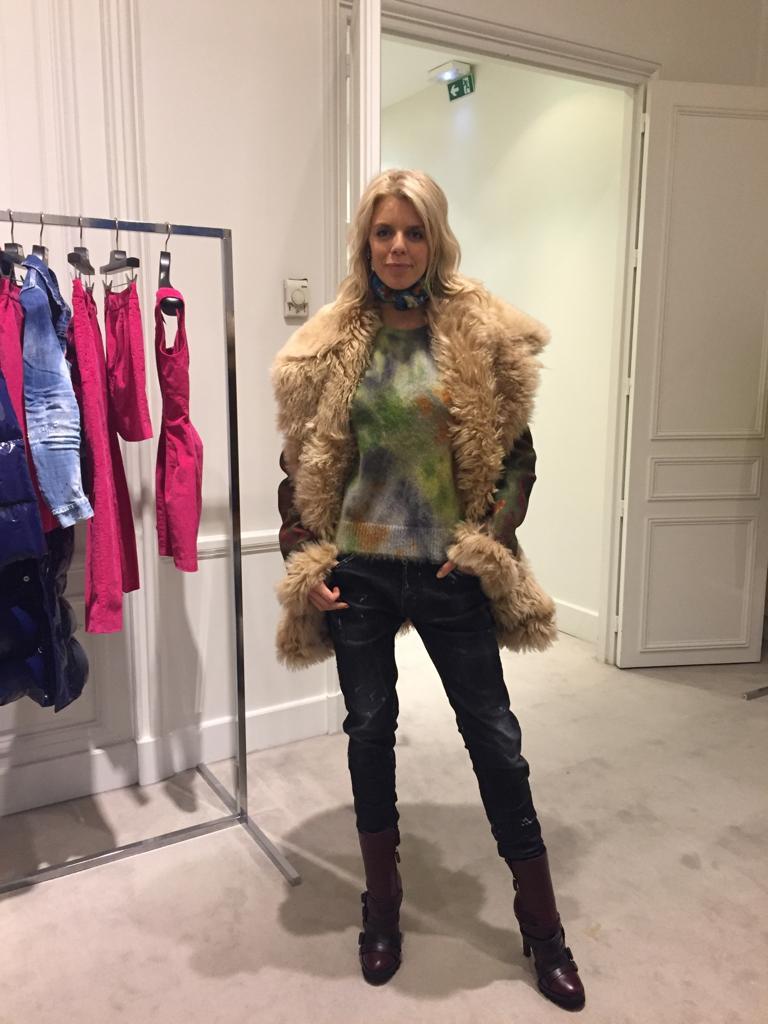 Dsquared2 designer ladies clothing