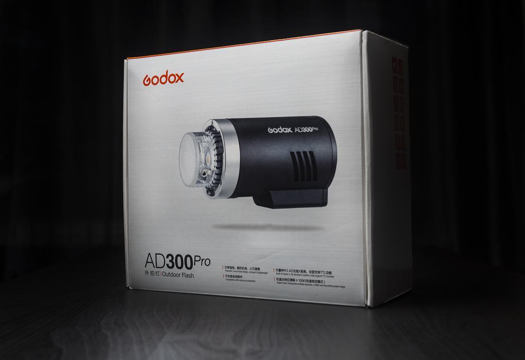 Caixa Godox AD300 Pro