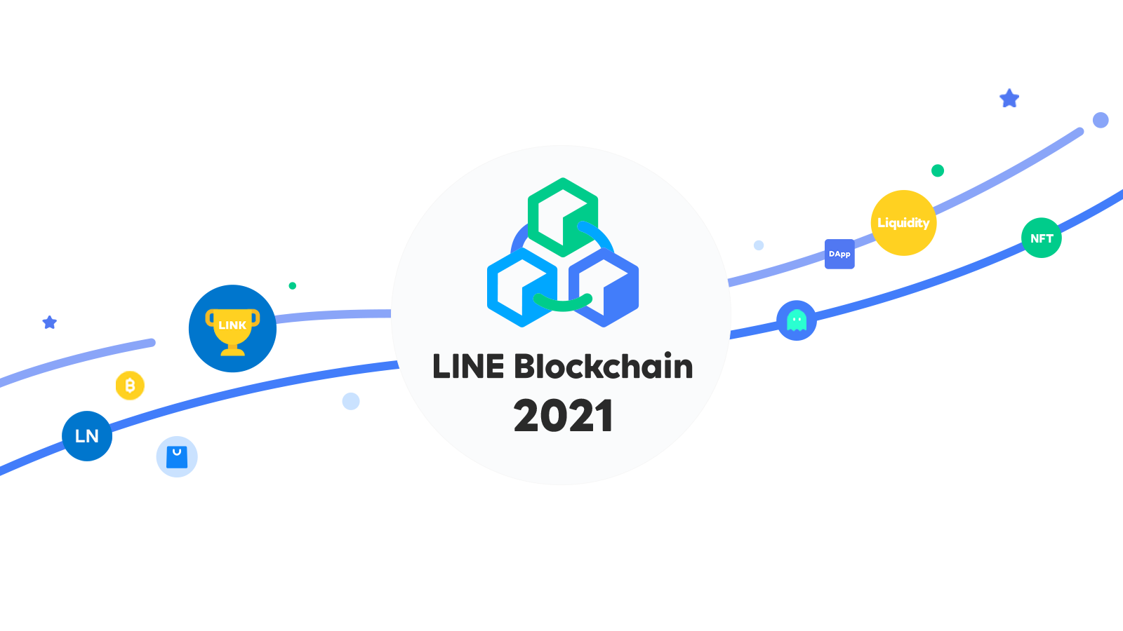 Bog LINE Blockchain