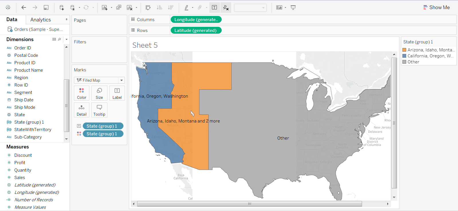 Custom Territories in Tableau 38
