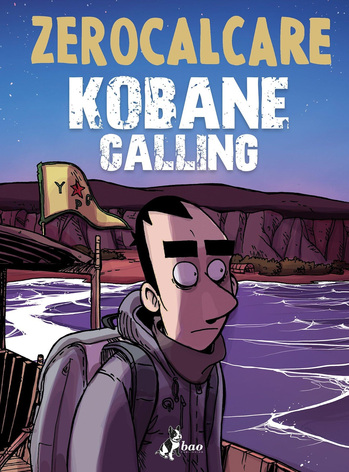 Resultado de imagen de kobane calling zerocalcare
