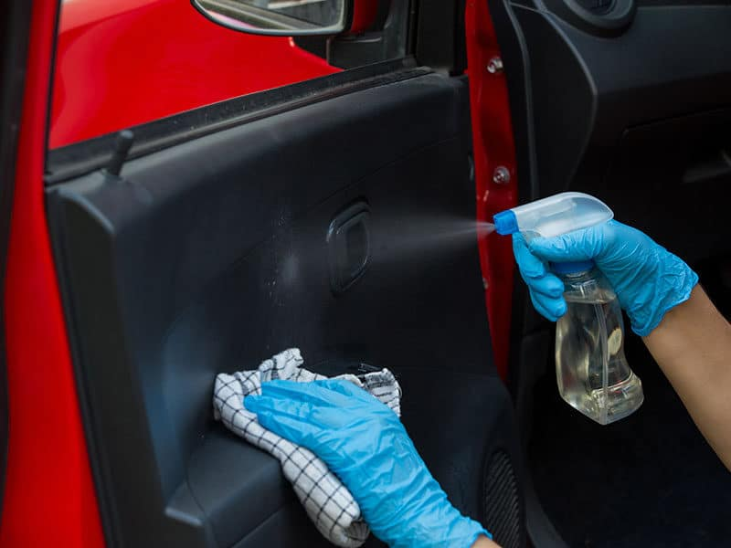 Interior Car Cleaners