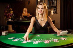 Playing Behind the Seat Blackjack