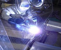 低酸化溶接技術