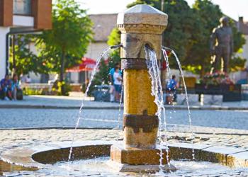 Kroi në Shatërvan, simboli i qytetit të Prizrenit – TV Prizreni