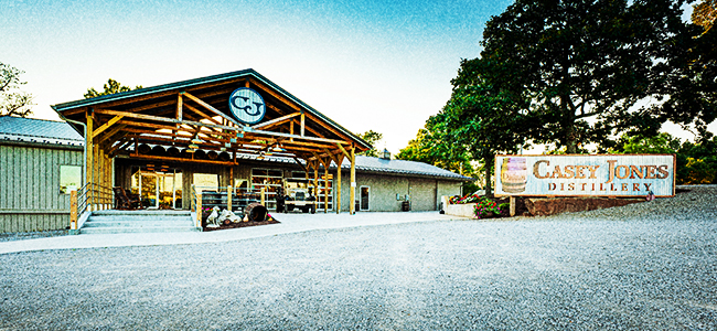 Find Casey Jones Distillery on the Bourbon Trail Craft Tour