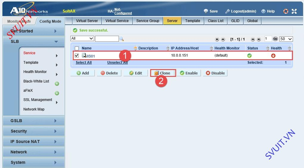 Load Balancing A10 routed mode (4)