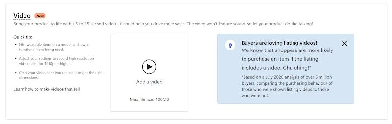 Add videos