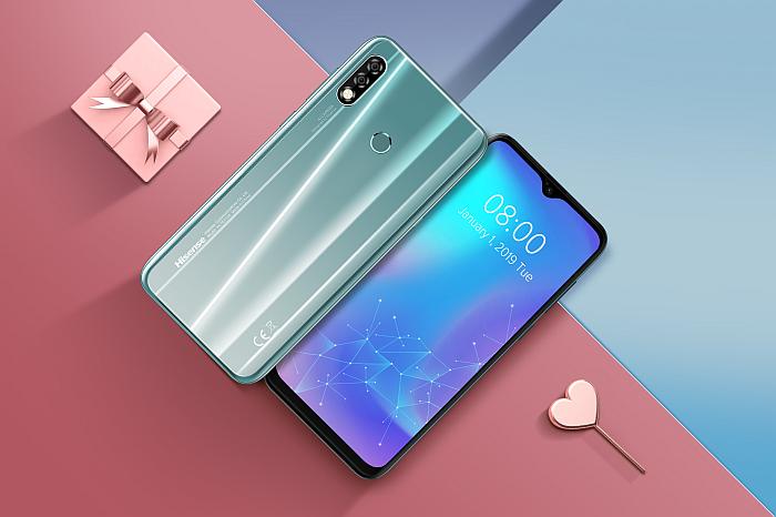 smartphone Infinity H30 de Hisense
