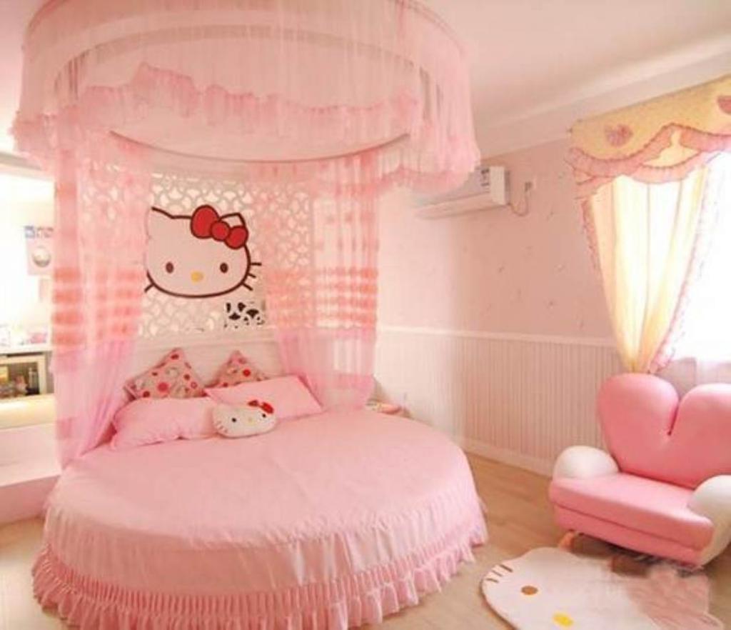 Mẫu giường ngủ cho bé gái được yêu thích nhất hiện nay