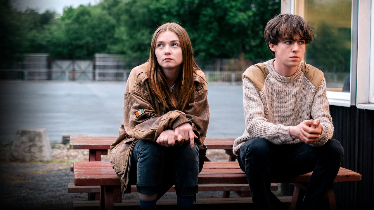 Image result for end of the f**cking world netflix season two