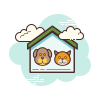 Devenez Famille d'accueil pour animaux avec Pet's Rescue France