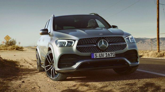 รีวิว Mercedes-Benz GLE 300 d 2020