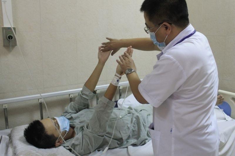 Điều trị viêm màng não tại bệnh viện