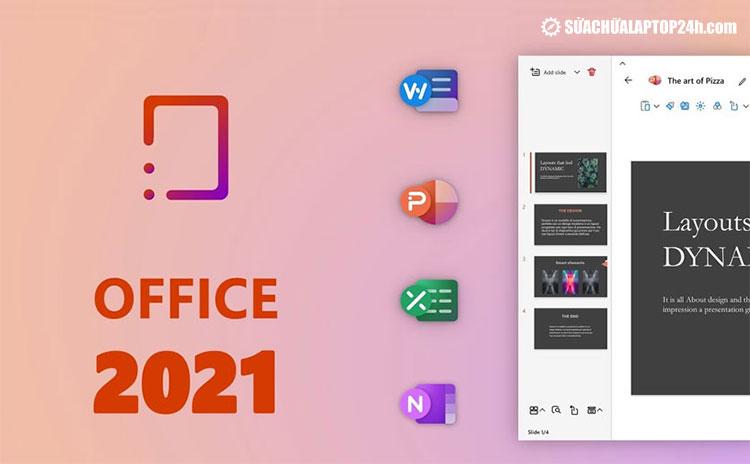 Bạn nên nâng cấp Office 2021 nếu cài đặt Windows 11