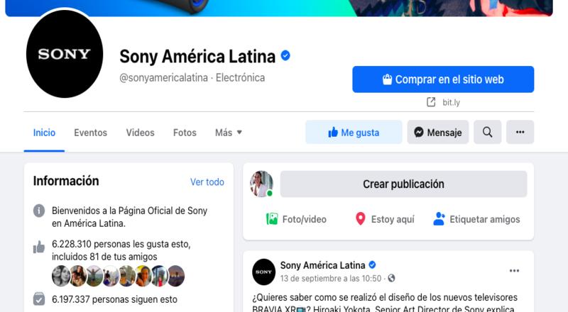 Empresa Sony