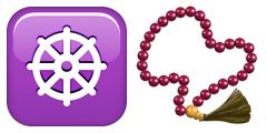 Image result for buddha emoji