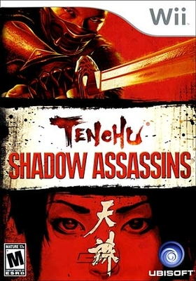 Image result for tenchu shadow assassins covers