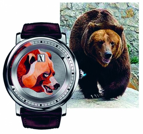Đồng hồ Cartier Rotonde de Cartier