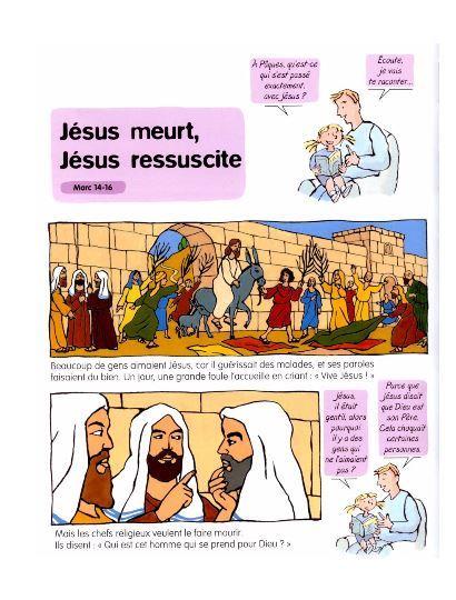 JESUS MEURT ET RESSUSCITE