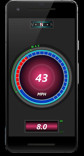 High Precision Speedometer & Odometer - TripMaster- screenshot thumbnail