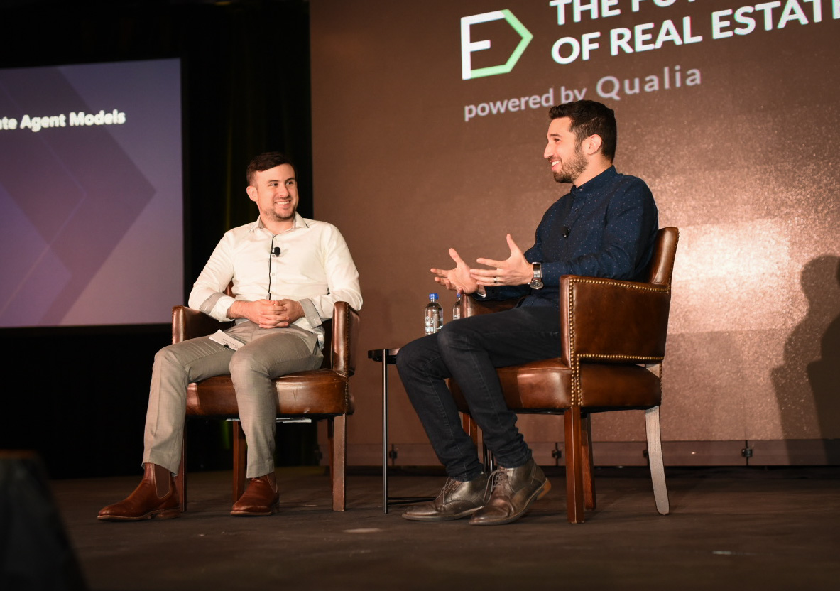 Joel Gottsegen sits down with Ben Rubenstein at the Future of Real Estate Summit hosted by Qualia. The pair discussed the future of real estate agents.