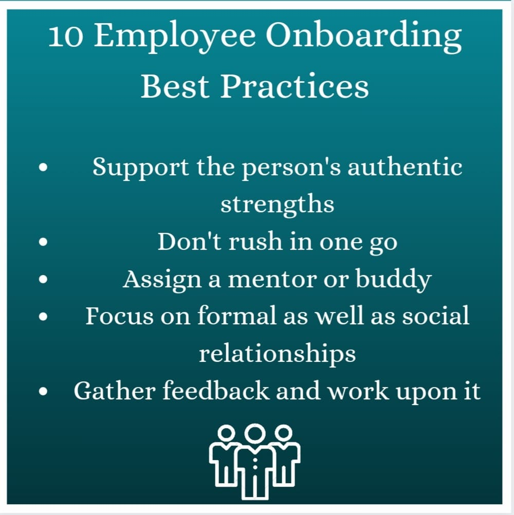 Employee Onboarding Best Practices - 2