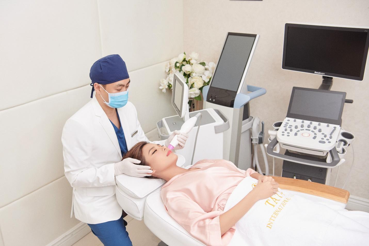 TATA International Clinic - Chương trình ưu đãi hấp dẫn cho phái đẹp - Ảnh 3