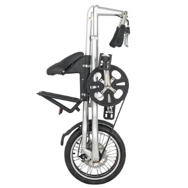 Bicicleta Dobrável Igtop custa em torno de R$ 2,8 mil. (Fonte: Igitop do Brasil/Divulgação)