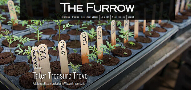 the furrow is one of the world's oldest content marketing examples