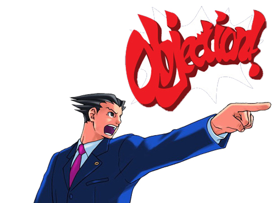 Objection! Girls Can Be Geeks, Too!