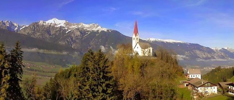 Weerberg alte Kirche