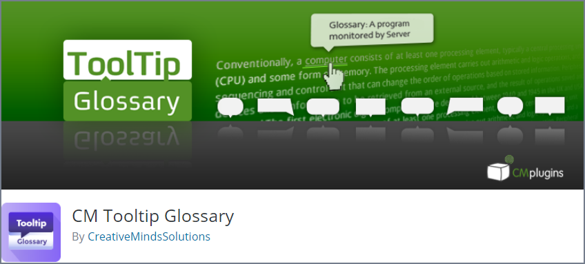 Best WordPress Tooltip Glossary Plugins