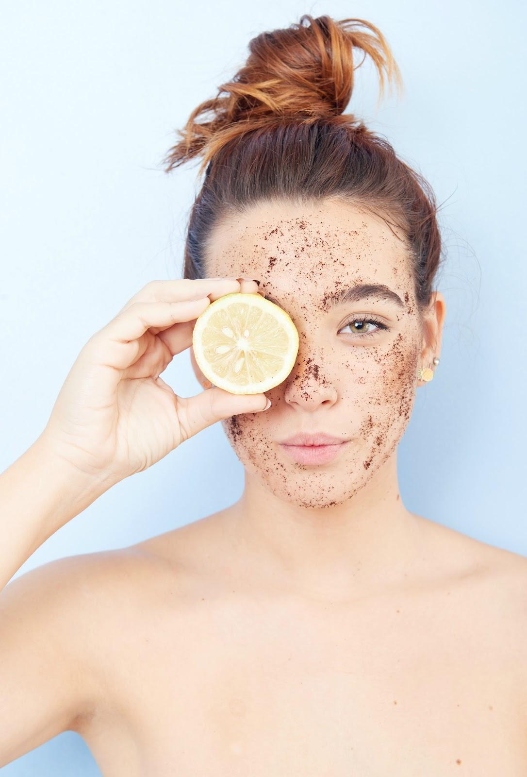 Facial Scrub Skin Exfoliating