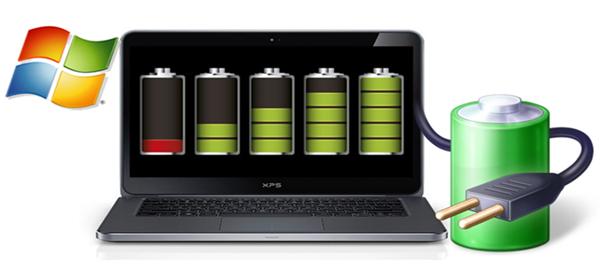 Mẹo khắc phục laptop hao pin nhanh
