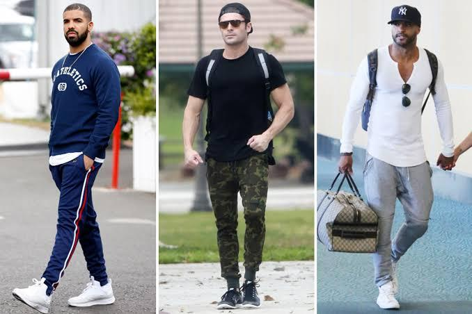 Image result for joggers for men street look\