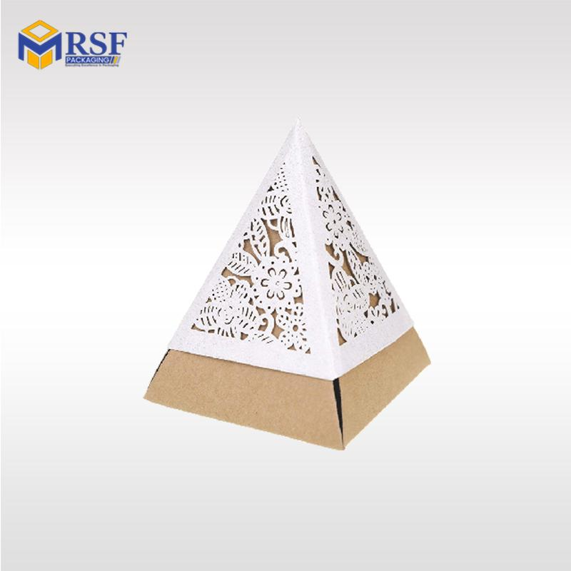 Large pyramid boxes